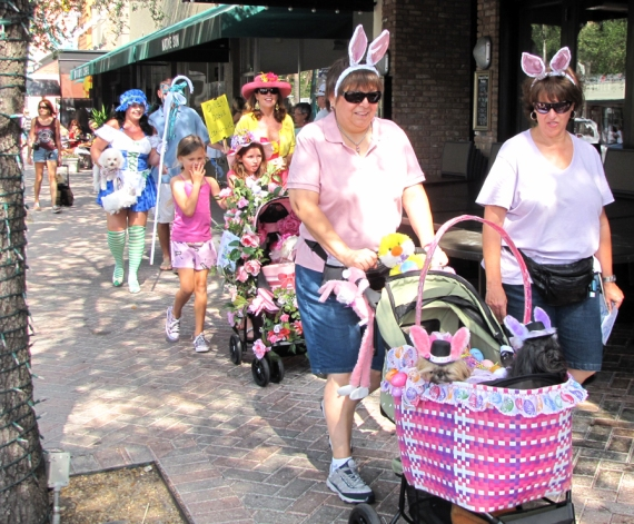 2011 Easter Bonnet Pet Parade