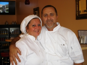 Eat Peruvian owners, Ana Rosa and Alex
