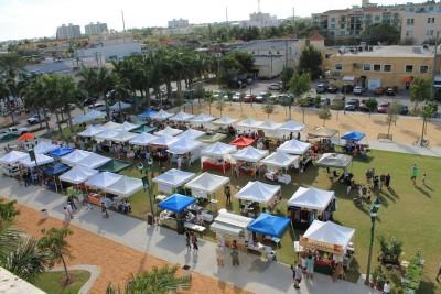 Delray Green Market